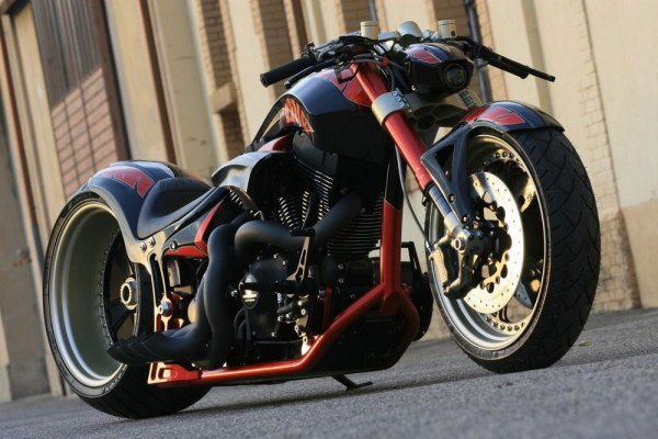 Custom Motorcycle Shops in Chicago
