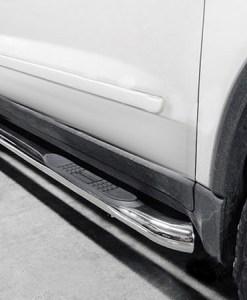 Honda Pilot Stainless Steel Side Steps