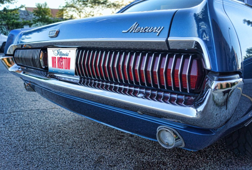1967 Mercury Cougar Customized