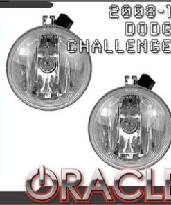 Dodge Challenger Depo Fog Lights with Oracle Halos