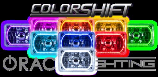 Colorshift 4x6 Pre-Installed halos
