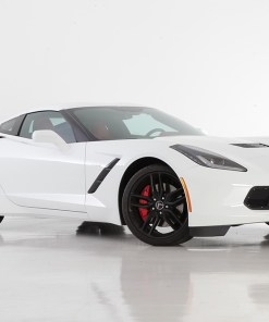 GT Corsa Primary Grille for 2014-2015 Chevrolet Corvette Stingray fits All models (Matte black finish)