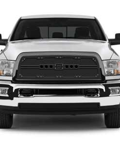 Sniper Truck Grille Primary Grille for 2013-2015 Dodge Ram 2500/3500 fits All models (Polished finish)