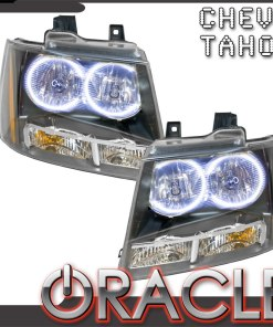 Chevy Tahoe Halo Headlights
