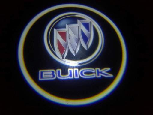 Buick Door Projector Courtesy Puddle Logo Light