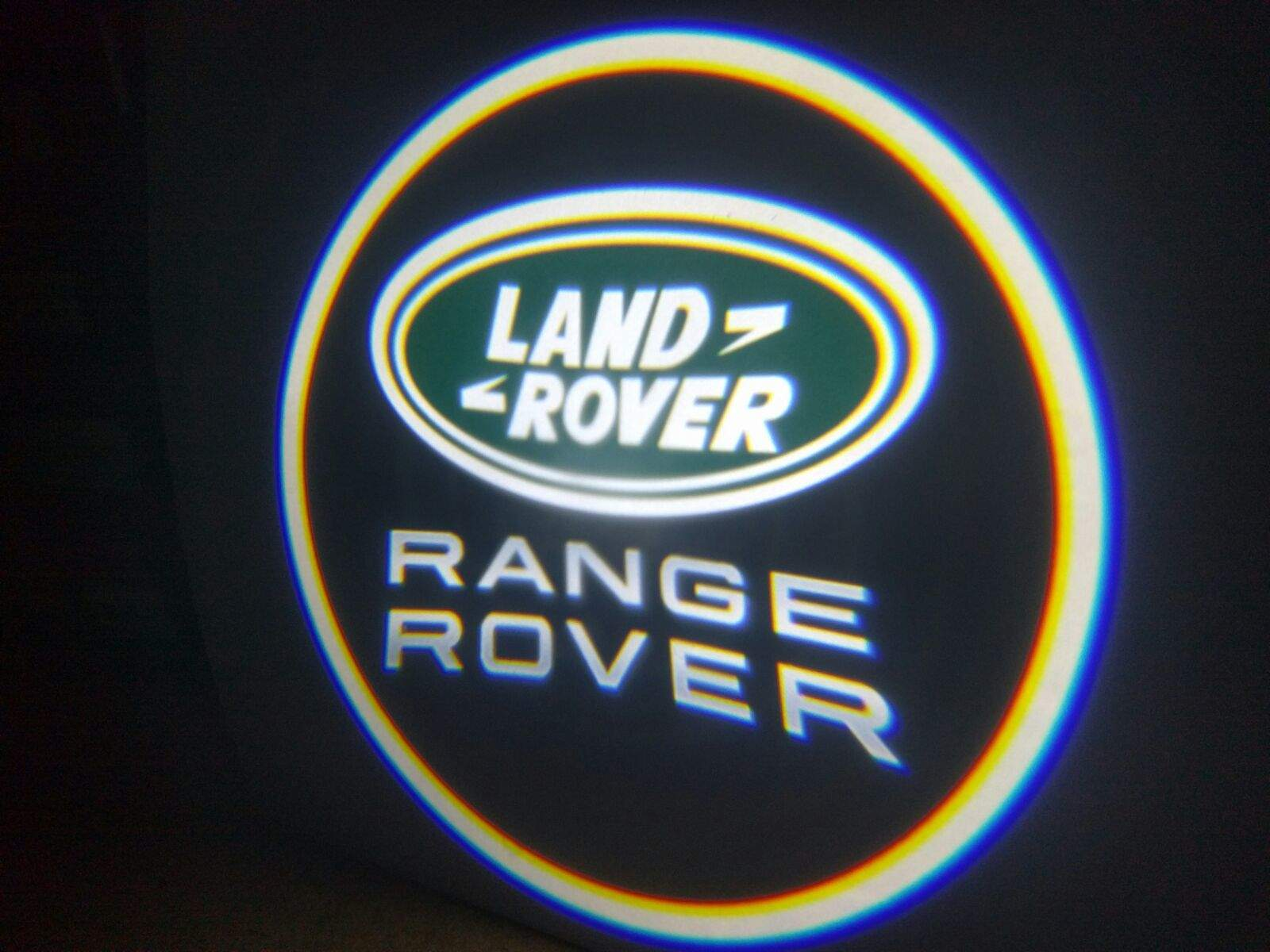 Rover Door Projector Courtesy Puddle Logo Light