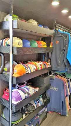 Golf Clothing Van - 19
