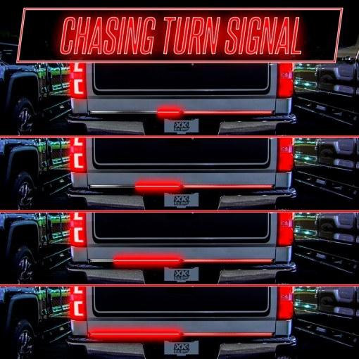 Truck Tailgate Light w: Chasing Turn Signal-5