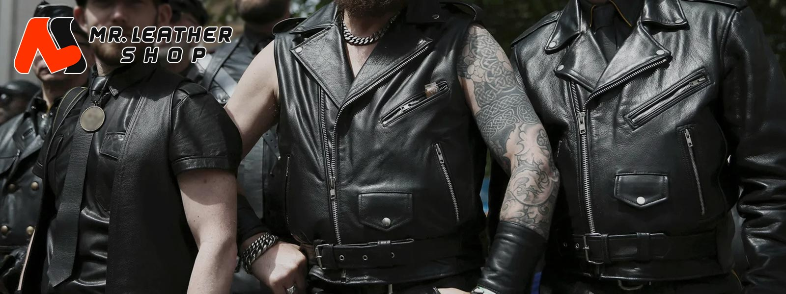 Mr. Leather Shop Custom Leather Shirts