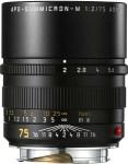 Leica Summicron 75mm f2