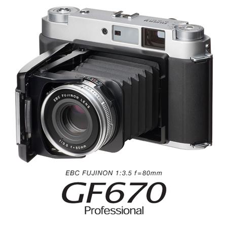 fuji gf670 review