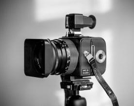 Hasselblad camera SWC/M