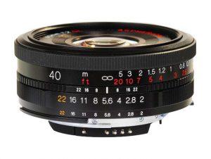 Voigtlander Ultron 40mm f2 SL II lens photos - Nikon mount - pancake lens