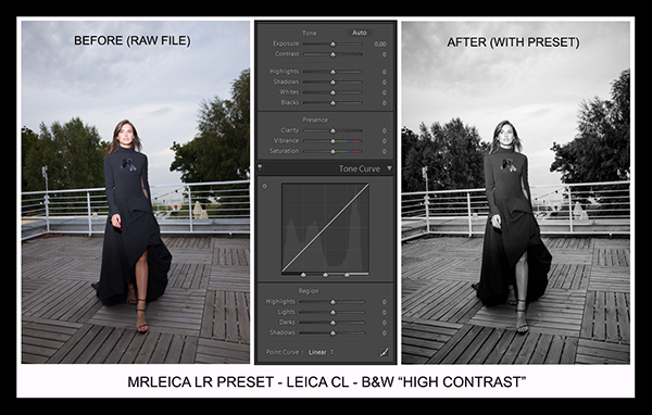 Leica Lightroom Presets