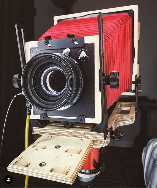 Intrepid 4x5 Camera Review (Large Format Film)