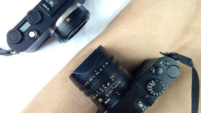 Leica CL vs Leica Q Review & Photos (+ Q2 / QP)