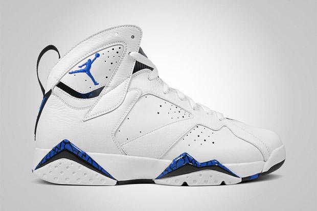 Nike - Air Jordan VII (AJ7) Retro - (60+) Sixty Plus Pack