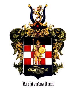 Lichtenwalner Family Coat of Arms