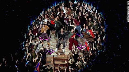 Justin Timberlake 超級盃