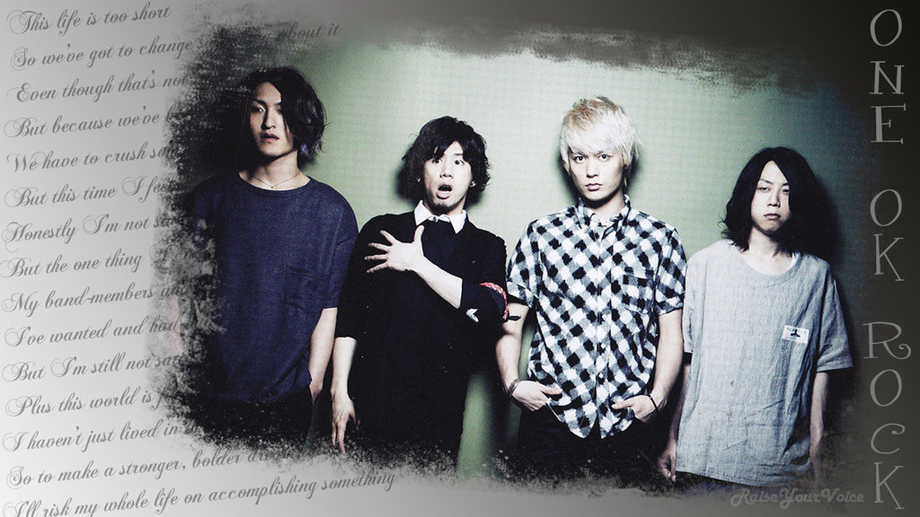 ONE OK ROCK - Change