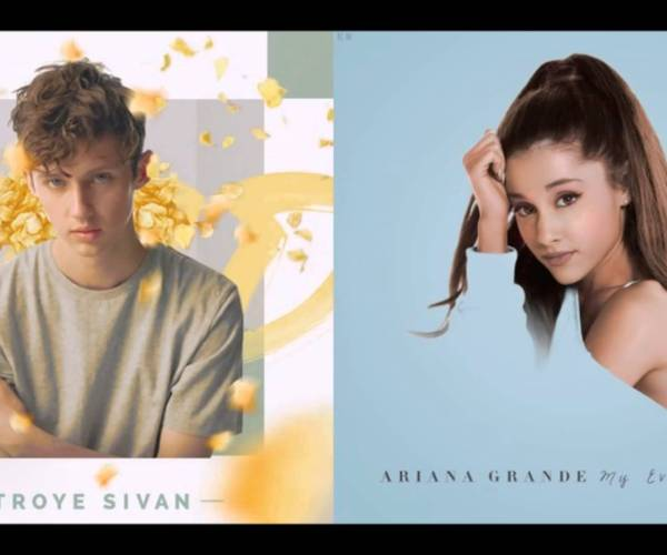 Troye Sivan - Dance To This ft. Ariana Grande