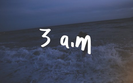 Finding Hope - 3:00 AM