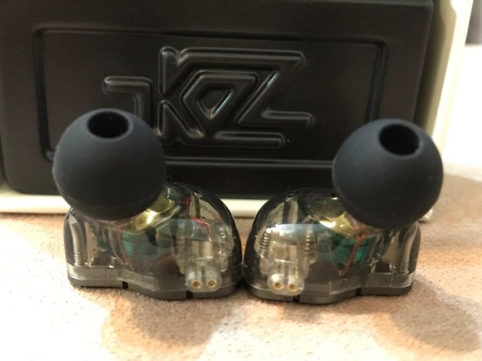 IMG_6622 KZ ZSN 平價的溫暖低頻高 CP 值百元耳機推薦!
