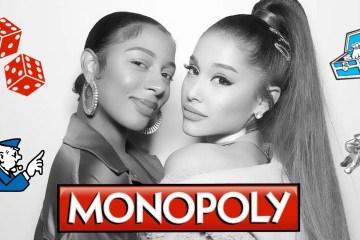 Ariana Grande & Victoria Monét - MONOPOLY 中文歌詞翻譯介紹