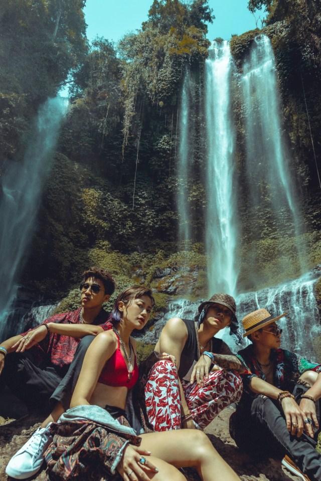 專訪 Ching G Squad 首張專輯 Watermelon 正式發行!和四位台灣新星一起暢遊峇里島 R&B Chill Vibe 2