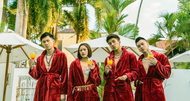 專訪 Ching G Squad 首張專輯 Watermelon 正式發行!和四位台灣新星一起暢遊峇里島 R&B Chill Vibe