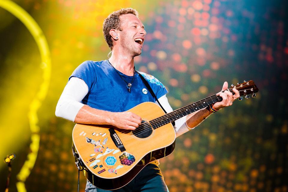 Coldplay 以超正當理由,拒絕舉辦這次新專輯 Everyday Life  世界巡演 1