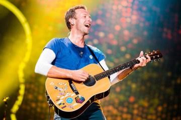 Coldplay 以超正當理由,拒絕舉辦這次新專輯 Everyday Life 世界巡演 8