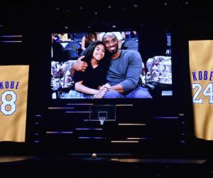 Kobe Bryant 告別式!Beyoncé、Kanye West 等人到場致意