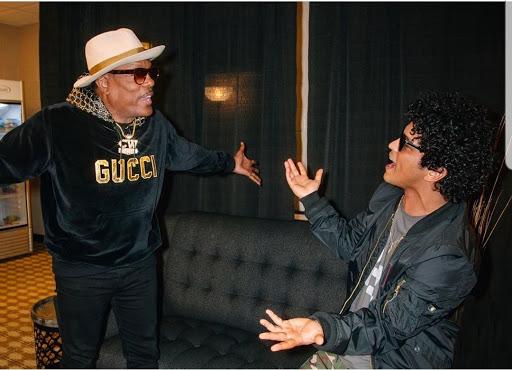 Charlie Wilson 聯手 Bruno Mars 釋出全新動感情歌 Forever Valentine