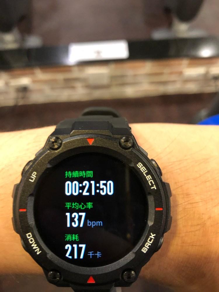 Amazfit T-Rex 超高性能、性價比智慧型手錶開箱!2020 就是它了 18
