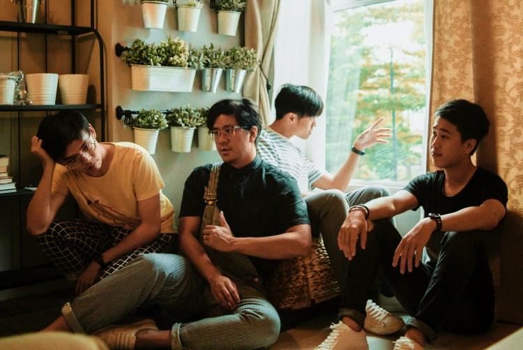 專訪/ M1LDL1FE,新加坡矚目樂團!多變曲風,盡情搖滾 1
