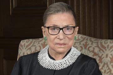 Ruth Bader Ginsburg 美國最高法院大法官逝世,Dolly Parton、Stevie Nicks 等多位歌手紛紛緬懷 6