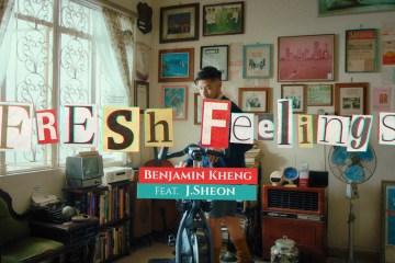 專訪/新加坡鬼才 Benjamin Kheng 聯手台灣 R&B 王子 J.Sheon 共譜戀愛新神曲〈Fresh Feelings〉