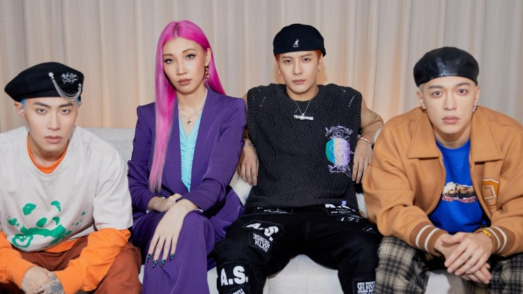 PANTHEPACK:The Pack 王嘉爾主導熊貓團,帶領華語音樂邁向國際