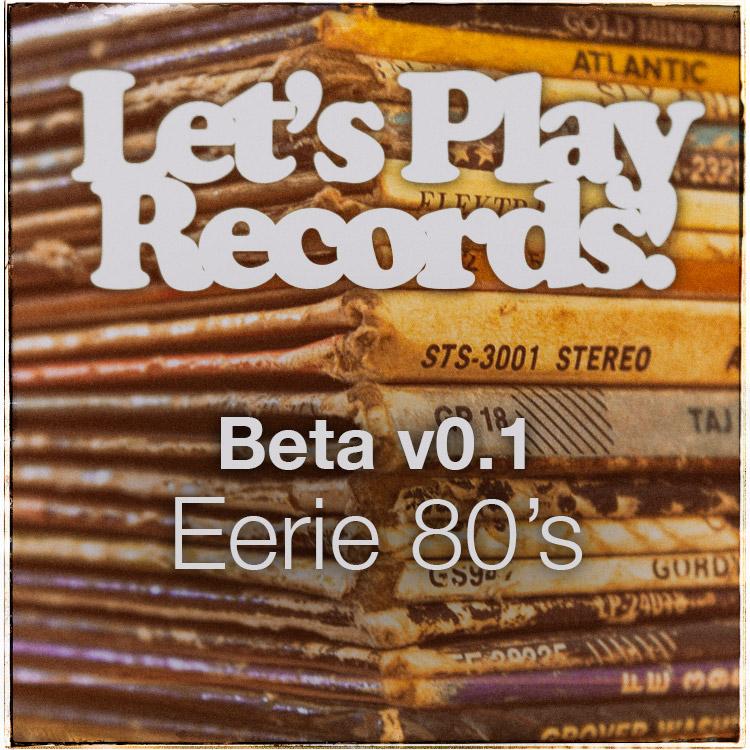 Eerie Eighties Mixtape