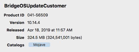 新版構建的macOS Mojave 10 14 4(18E227)發布– 我和我的黑蘋果