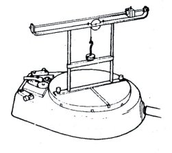 turntable and stand