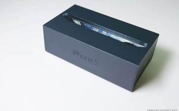 遲來的中華iPhone5開箱