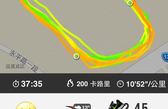 今日低溫下探12度,瘋先生竟然還出門跑步Nike Running