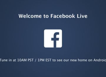 [Live]facebook 直播發表會