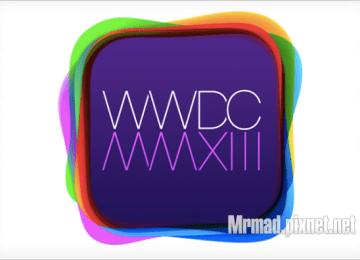 WWDC2013 場地佈置曝光,意味正在開發一個全新的世界
