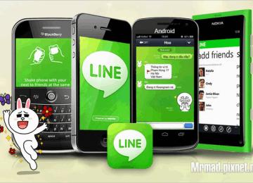 印尼LINE推出兩支搞笑宣傳廣告