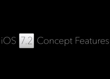 國外網友搶先推出iOS7.2概念影片