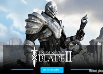 [限時免費]趕緊來搶免費無盡之劍2 Infinity Blade II 下載代碼