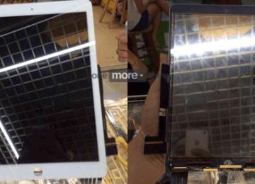 驚人!iPad Air2前面版間諜照首度曝光,且將會更輕薄!